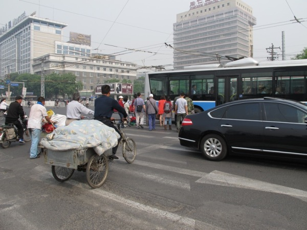 Beijing-China-Photograph-Crossing-the-Street-Car-2
