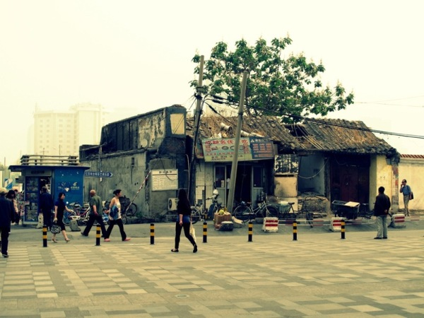 Beijing-China-Photograph-Old-Restaurant