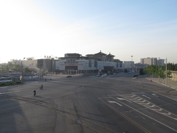 Beijing-China-Photograph-Pearl-and-Jade-Market-Open-Road