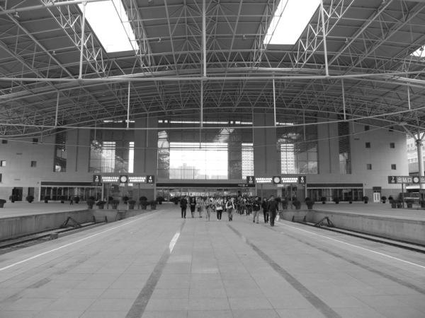 Beijing-China-Photograph-Train-Station