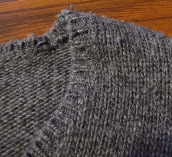 Guess-Knit-Sweater-Honeycomb-Paneled-Sides-Pilled-Fluffballs