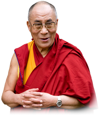 His-Holiness-the-Dalai-Lama