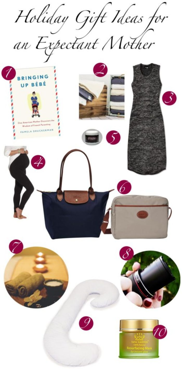 Holiday-Gifts-Pregnant-Mother