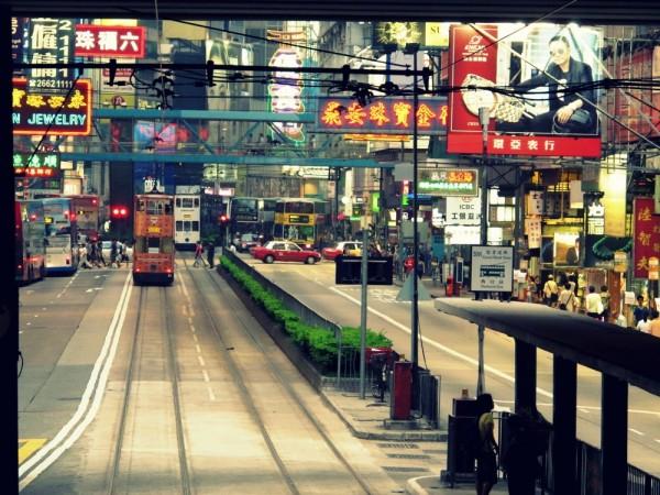 Hong-Kong-Tram