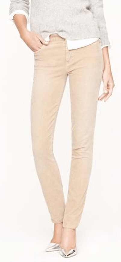 J-Crew-Midrise-Cord-Toothpick-Pants-Skinny-Front