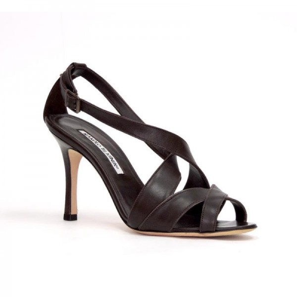 Manolo-Blahnik_High-Heel-Shoe-Leather-Sz-7-Brown