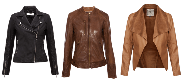 Minimalist-Wardrobe-Essentials-Women-Leather-Jacket