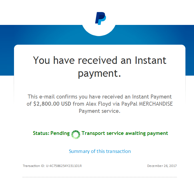 PayPal Scam: How I could have lost a lot of money Save