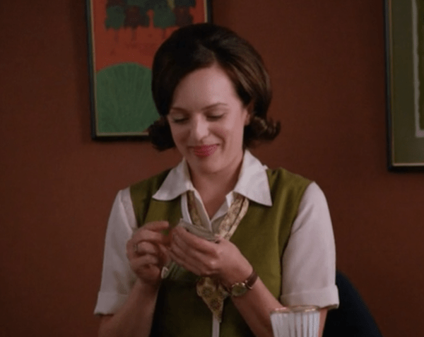 Peggy-Olson-Roger-Sterling-Mad-Men-Bribe-1