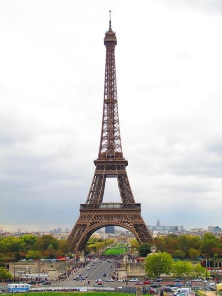 Photograph-Travel-Paris-Europe-France-Eiffel-Tower-Tour-D'Eiffel