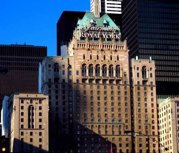 Photograph-Travel-Toronto-Ontario-Canada-Hotel-Fairmont