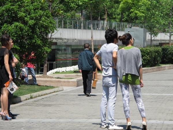 Shanghai-China-Clothing-Dress-Heels-Women