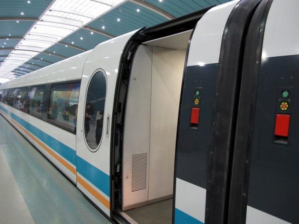 Shanghai-China-Photograph-Maglev-Train