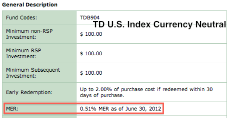 TD-Mutual-Funds-E-Series-Low-MERs-US-Index-Fund-Currency-Neutral