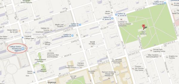 Toronto-ALLAN-GARDENS