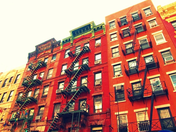 Travel-Photograph-NYC-New-York-City-USA-Homes-Apartments-Houses