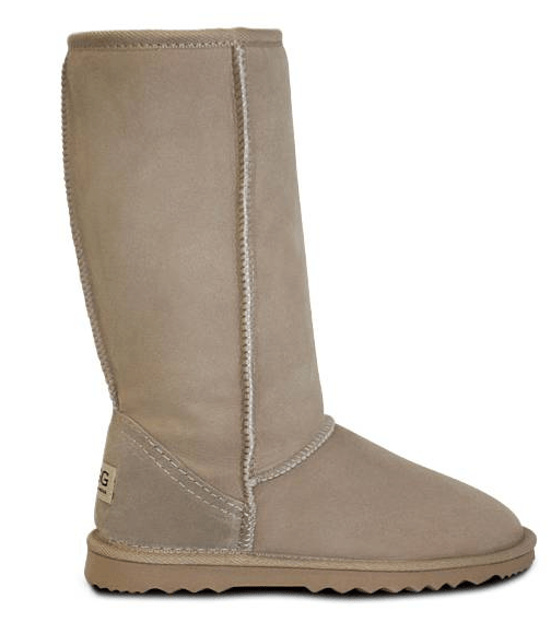 UGG-Australian-Made-Not-Australia-Boots-Tall-Sand