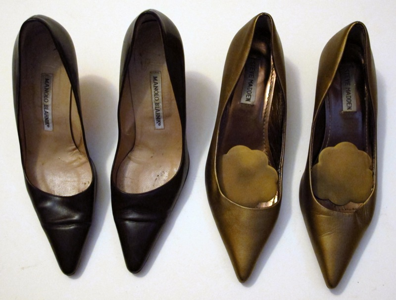 how comfortable are manolo blahnik shoes