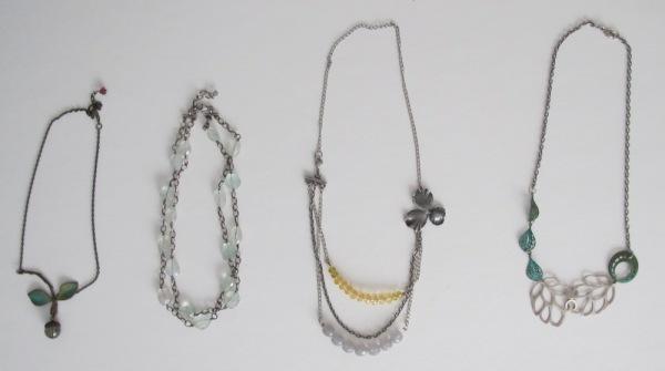 Wardrobe-Jewellery-Jewelry-Necklaces-Delicate