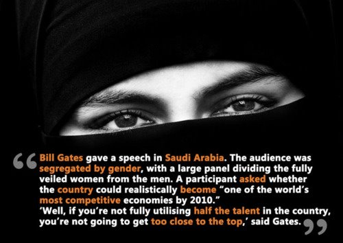 bill-gates-quote-saudi-arabia-half-the-talen-women