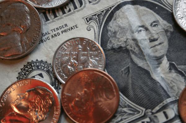 money-usa-bills-pennies-coins