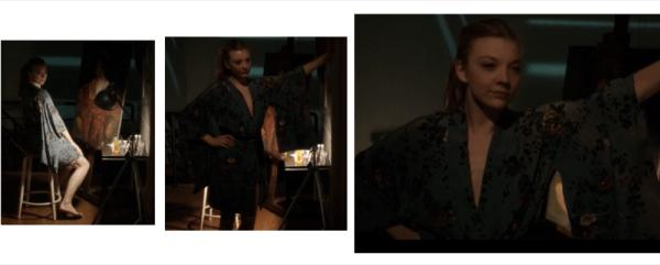 natalie-dormer-elementary-irene-adler-outfit-wardrobe-kimono