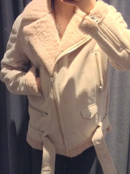 302568d92 Style Shopper: Review of the Acne Studios Shearling Oversized Long ...