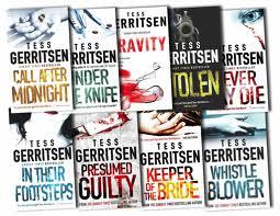 tess-gerritsen-books