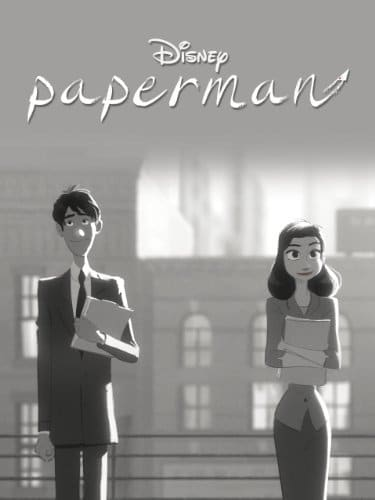 Image result for paperman poster