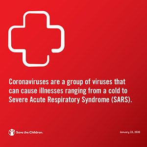 Coronavirus Outbreak: Facts and Figures | Save the Children UK