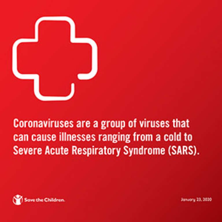 Coronavirus: Facts, FAQs, and How to Help | Save the Children