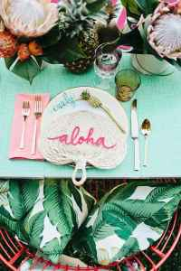 Inspiration : une Tropical Party  Save The Deco