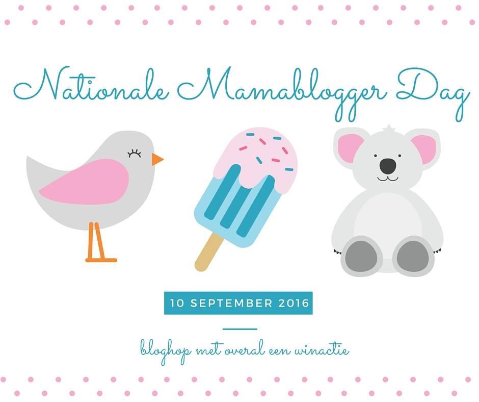 Bloghoppen en 54x een winactie | Mamablogger dag 2016