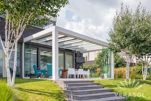 Voordelen van een terrasoverkapping
