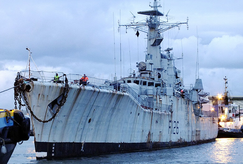 HMS-Plymouth