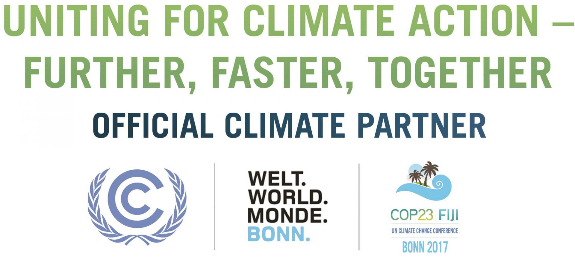 COP23 BonnCity Official Climate Partner Logo_Bea