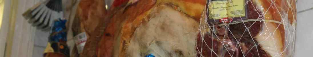Disosso di un prosciutto di Parma