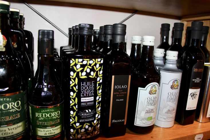 Oli di oliva