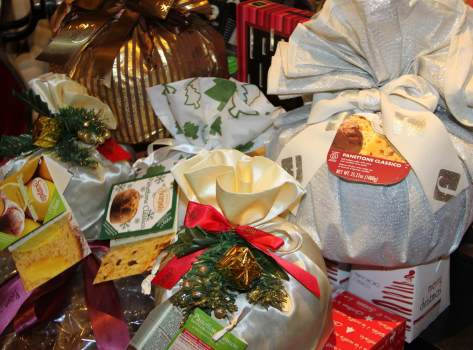 Panettone and Pandoro have arrived !