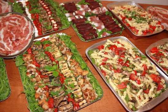 Vassoi buffet