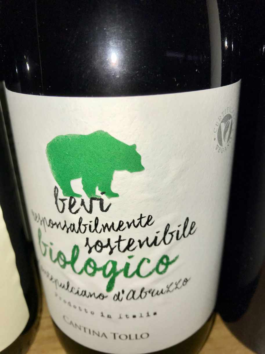 Montepulciano Bio