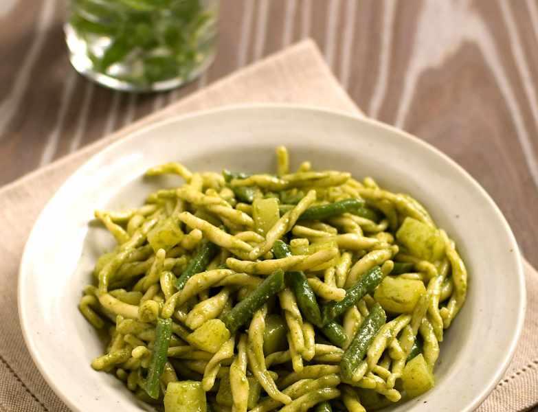A typical Ligurian spring recipe