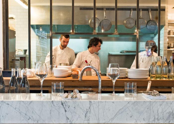 Caillebotte, une table inspirée et une cuisine tout en subtilité