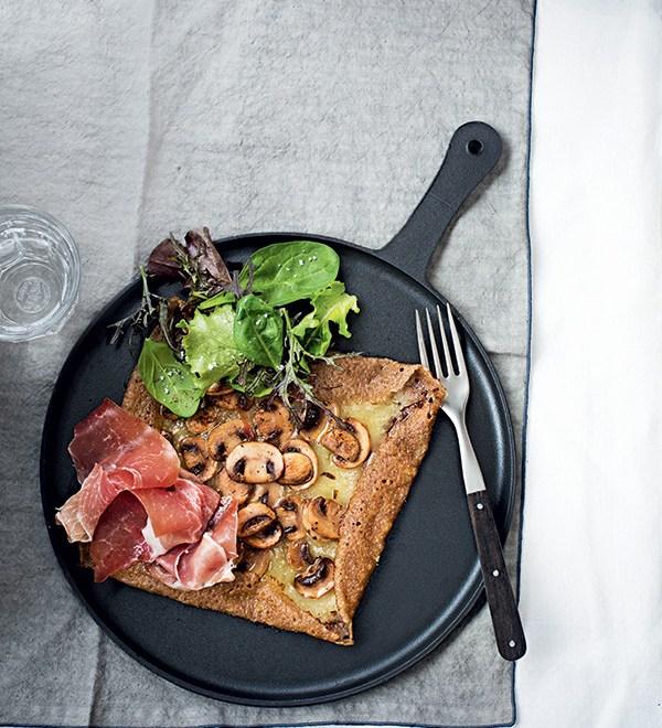 Galette de sarrasin : notre recette garantie sans gluten !
