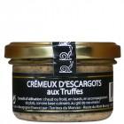 Crémeux d'escargots aux truffes 80g