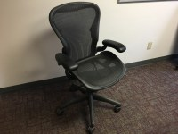 Herman Miller Aeron Chair - Capital Choice Office Furniture