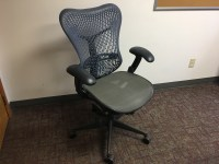 Herman Miller Mirra Chair - Capital Choice Office Furniture