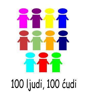 LOGO 100 LJUDI