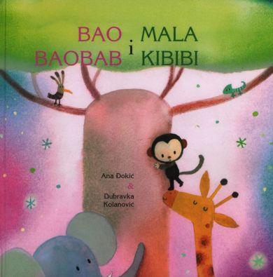 Bao Baobab i mala Kibibi-Đokić-Kolanović
