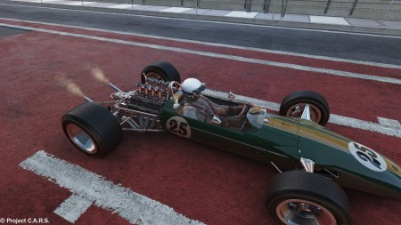 Project C.A.R.S. : Lotus 49